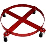 Milwaukee Hand Trucks 40146 55-Gallon Drum Dolly