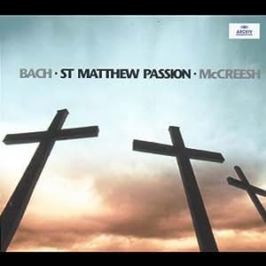 Bach : Passion selon Saint Matthieu