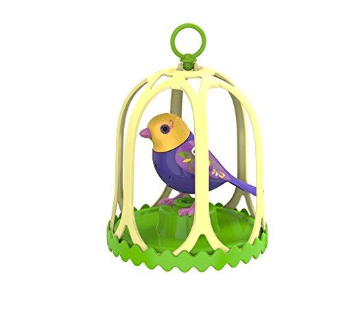 Silverlit Digi Birds con gabbia per uccelli, Assortiti