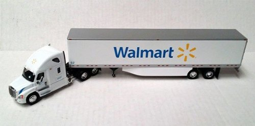 TON130037 TONKIN - Walmart - Freightliner Evolution (Toy Walmart Truck compare prices)