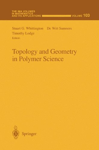 Topology and Geometry in Polymer Science Volume 103