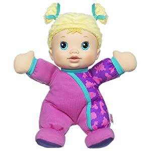 Amazon Com Hasbro Baby Alive Luv N Snuggle Toys Amp Games