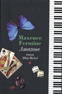 Amazone : roman, Fermine, Maxence