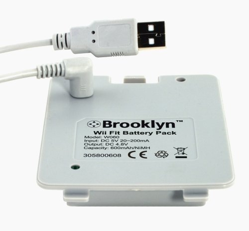 Wii Fit Battery Pack with 2.5m Cable