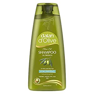 Dalan d'Olive Range DALAN d'Olive Volumizing Olive Oil Shampoo for Thin & Limp Hair