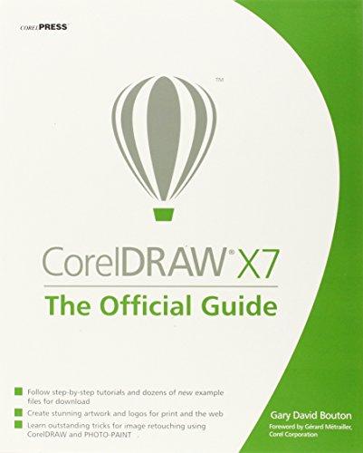 CorelDRAW X7: The Official Guide (Corel Draw Books compare prices)