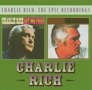 Charlie Rich - Set Me Free/Fabulous Charlie - Zortam Music