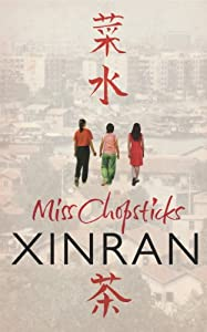 Cover of &quot;Miss Chopsticks&quot;