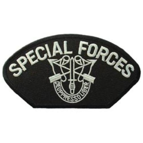 Special Forces Hat Patch 2 3/4