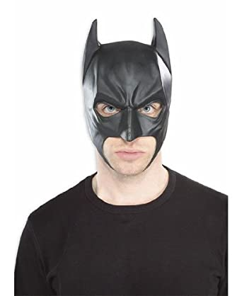 Batman The Dark Knight Rises Three-Fourth Batman Mask