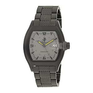 English Laundry Men's AR007 Arrogant Collection Stainless Steel Watch