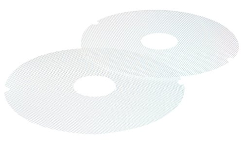 Nesco LM-2-6 Clean-A-Screen Tray for FD-28JX/FD-37/FD-60/FD-61/FD-61WHC/FD-75A and FD-75PR, Set of 2