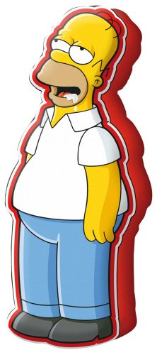 Simpsons Cuscino Big Homer 50 x 19 cm United Labels Cuscini