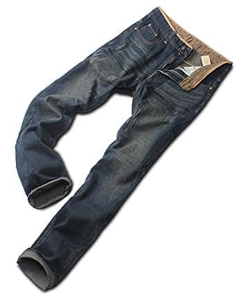 Demon&Hunter Basic Series Men's Regular Straight Leg Jeans DH806