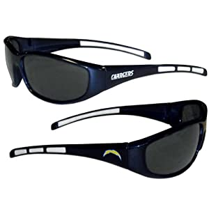 Brand New San Diego Chargers Wrap Sunglasses by Things for You