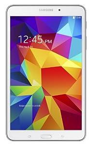 Samsung Galaxy Tab 4 8-inch WXGA LCD Tablet, 16GB, WiFi (white)
