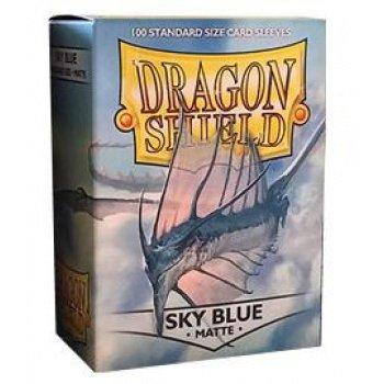 dragon-shield-11019-bleu-ciel-mat-standard-manches-manches-100