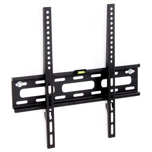 Supports tv tectake support mural pour cran plat de 5 40 - Support tv mural 127 cm ...