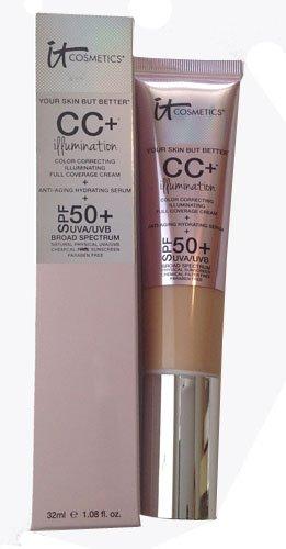 Cosmetics Illumination Spf Medium