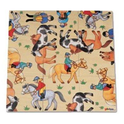 Chelona Pocket Puzzle - Horses