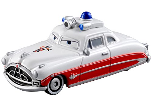 Tomica Cars C-39 rescue Go! Dock Hudson ( ambulance type ) - 1