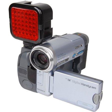 Maximum Illumination LED IR Red Infrared Night Vision Video