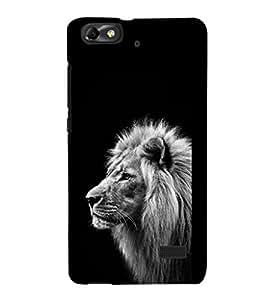 EPICCASE Forest King Mobile Back Case Cover For Huawei Honor 4C (Designer Case)
