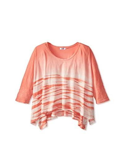LNA Women's Birken Dip-Dye Top