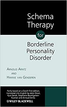 Schema Therapy for Borderline Personality Disorder 1st Edition