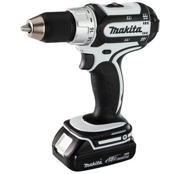 Factory-Reconditioned Makita BDF452HW 18-Volt Compact Lithium Ion Driver Drill Kit