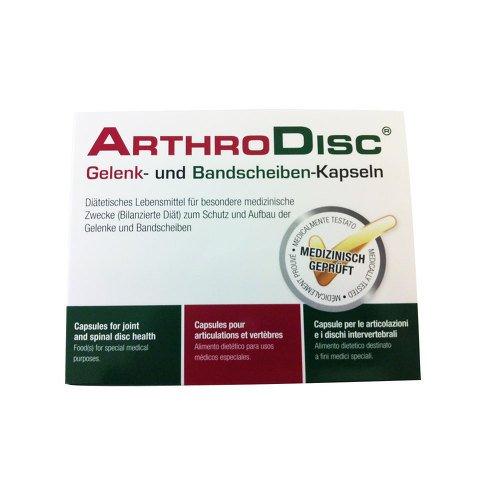 ARTHRO DISC Gelenk-u.Bandscheibenkapseln 120 St Kapseln