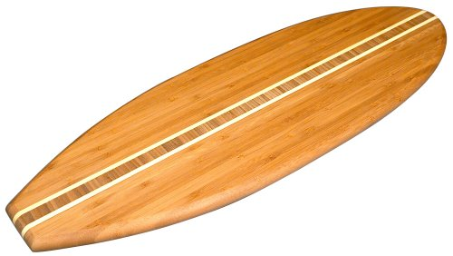 Totally Bamboo Lil' Surfer, Bamboo Cutting Board