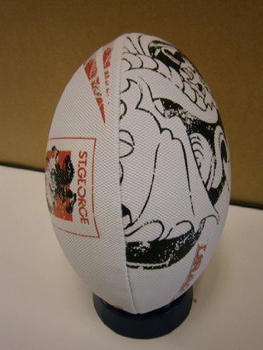steeden-nrl-st-george-illawarra-drachen-rugby-league-beach-ball