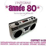 L'Integrale Année 80 (Coffret 10 CD)
