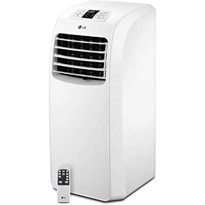 LG Electronics LP0814WNR 115-volt Portable Air Conditioner with Remote Control, 8000 BTU