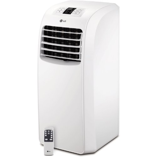 LG Electronics LP0814WNR 115-volt Pocket-sized Air Conditioner with Remote Control, 8000 BTU