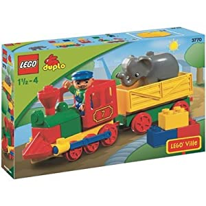 lego duplo trains 3770 my first train toys. Black Bedroom Furniture Sets. Home Design Ideas