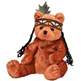 TY Little Feather the Bear Beanie Baby