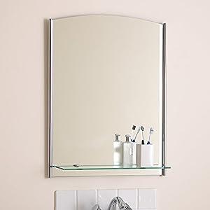 Bathroom Mirror: Amazon.co.uk: Kitchen & Home