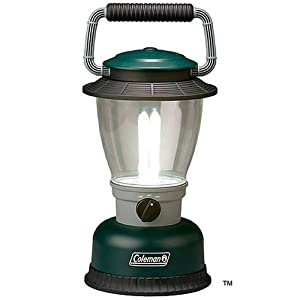 Amazon Com Coleman Rugged Battery Powered Lantern