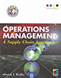 img - for Operations Management: A Supply Chain Approach book / textbook / text book