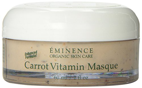 Eminence Carrot Vitamin Masque Skin Care, 2 Ounce