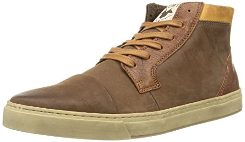 Kost - Kinska, Sneakers da uomo, marrone (marron/cognac), 44