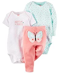 Carter's Baby Girls' 3 Piece Take Me…