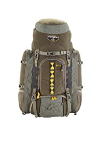 Tenzing TZ 6000 Internal Frame Hunting Pack, Loden Green, Large X-Large by Tenzing