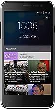 Vitamin A Smartphone débloqué 4G (Ecran : 5 pouces - 8 Go - Double SIM - Android 4.4 KitKat) Noir