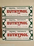 12 x Euthymol Toothpaste Oroginal 75ml