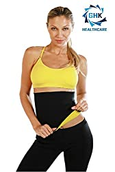 GHK H40 Hot Shapers Tummy Trimmer Slimming Belt Size : XL
