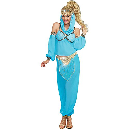 Genie In A Bottle Sexy Adult Costume