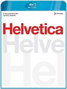 "Cover of ""Helvetica [Blu-ray]"""